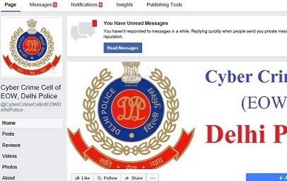 Cyber Crime Cell Lottery Scams